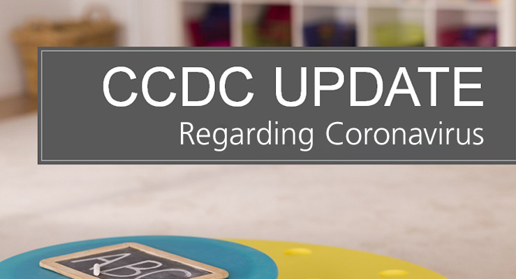 Keeping CCDC safe & healthy